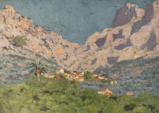 Gaston VICENS - Pittura - Majorque