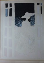 安德烈·布拉吉利 - 版画 - Jardin secret