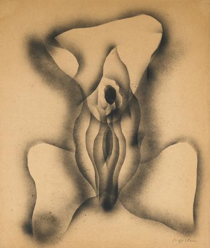 Hugo CLAUS - Drawing-Watercolor - Sans titre