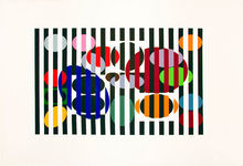Yaacov AGAM (1928) - One and Anther