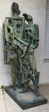 Ossip ZADKINE - Sculpture-Volume - THE COUPLE
