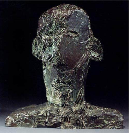 James BROWN - Sculpture-Volume - Moroccan VI
