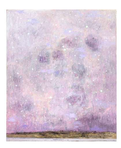 Natale ADDAMIANO - Pittura - Incanto serale