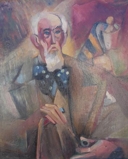 Luis Vidal MOLNÉ - Painting - Portrait