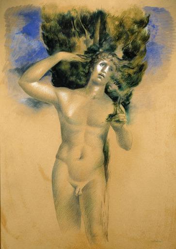 Carlo Maria MARIANI - Gemälde - Ciparisso