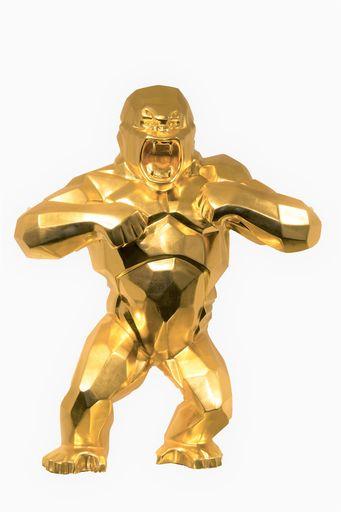 Richard ORLINSKI - Sculpture-Volume - Wild Kong Gold Leaf