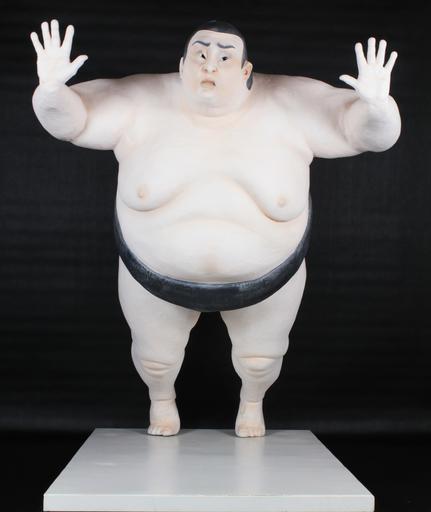 Stefano BOMBARDIERI - Sculpture-Volume - Barriera Invisibile