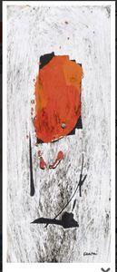 Eugenio CARMI - Painting - Senza titolo