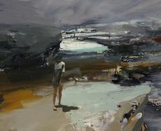 Vladimir SEMENSKIY - Pintura - Border. Light