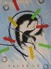 Peter KLASEN - Stampa Multiplo - LITHOGRAPHIE SIGNÉE AU CRAYON NUM/300 HANDSIGNED LITHOGRAPH