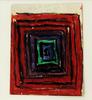Aurélie NEMOURS - Drawing-Watercolor - E 55