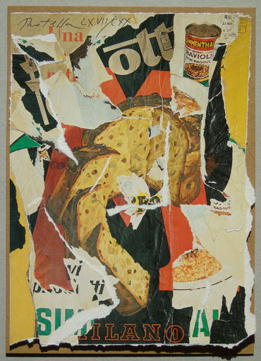 Mimmo ROTELLA - Estampe-Multiple - ...all'italiana