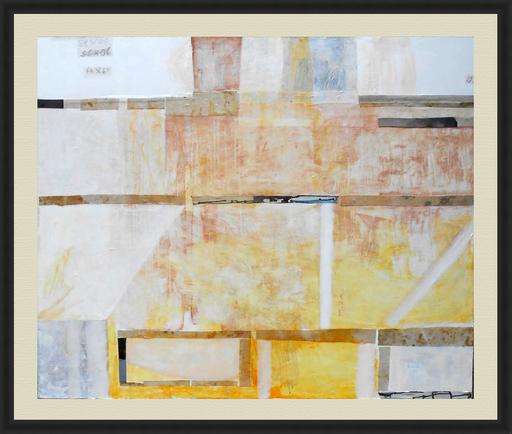 Zurab GIKASHVILI - Pittura - Composition