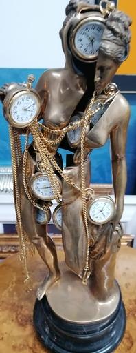 Fernandez ARMAN - Escultura - la venere degli orologi