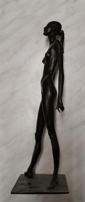 Francesco MESSINA - 雕塑 - la danzatrice - idoletto