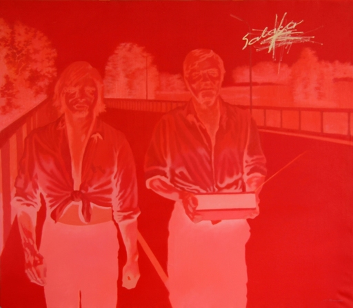 Liga PURMALE - Gemälde - FLASHBACK 6