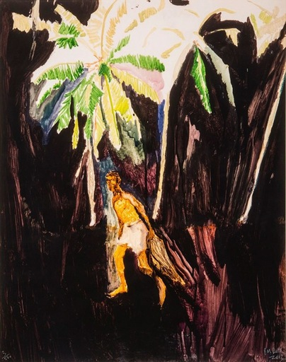 Peter DOIG - Estampe-Multiple - Stranger (Fisher)