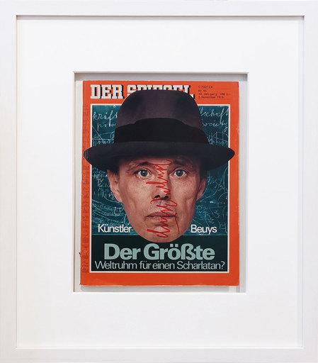 Joseph BEUYS - Grabado - Spiegel Ausgabe 11/1979