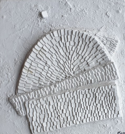 Arthur Luiz PIZA - Sculpture-Volume - Ohne Titel