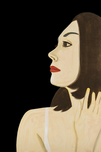 Alex KATZ - Print-Multiple - Laura 1