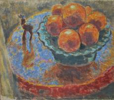 Tin FLORIAS - Peinture - Still life