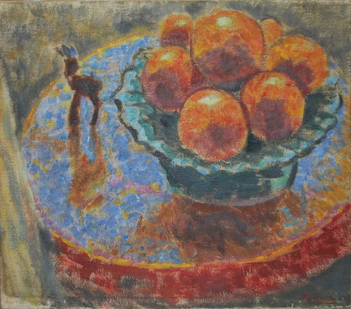Tin FLORIAS - Pittura - Still life