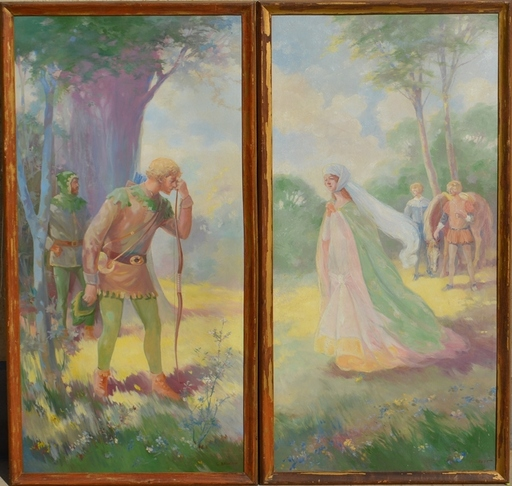 Constantin BRUNI - Painting