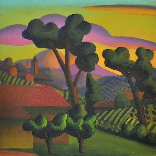 SALVO - Pintura - Costiglione