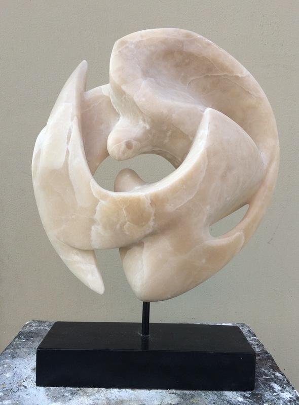 René COUTELLE - Sculpture-Volume - Sans titre, vers 1970
