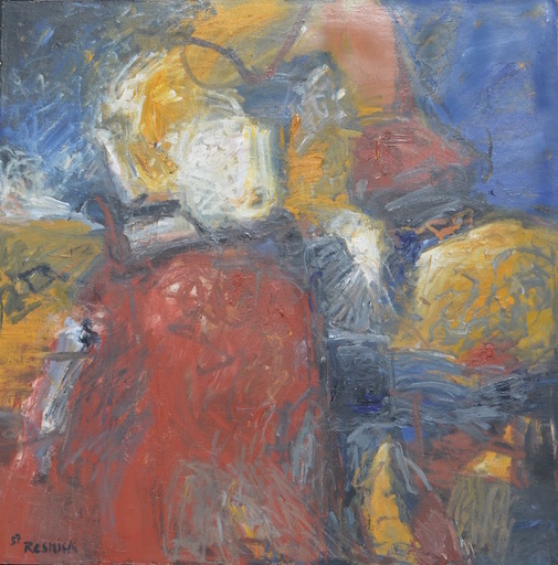Milton RESNICK - Painting