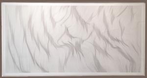 John FRANZEN - Zeichnung Aquarell - Each Line One Breath
