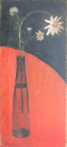 Sonia LEWITSKA - Pintura - marguerites