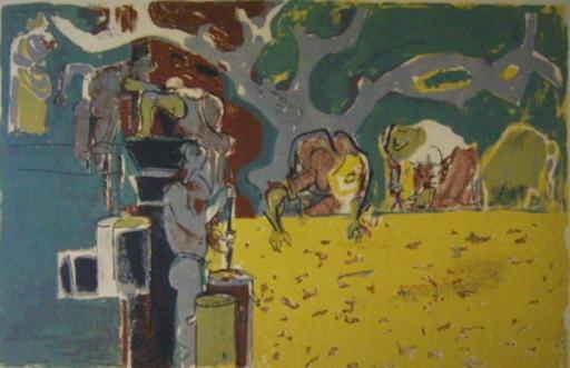 Édouard PIGNON - Print-Multiple
