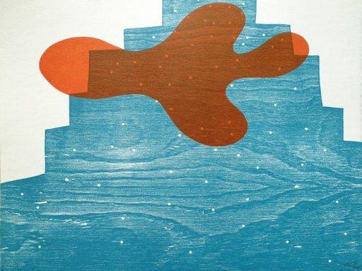 Alison WILDING - Print-Multiple - Ziggurat