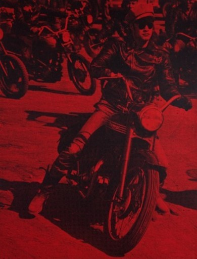 Russell YOUNG - Print-Multiple - Brando Bike