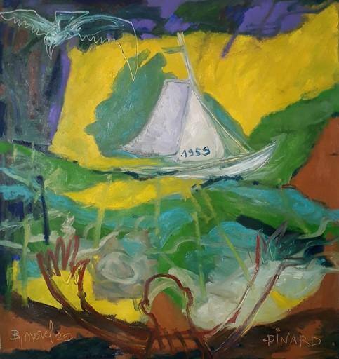 Bernard MOREL - Peinture - ESPOIR