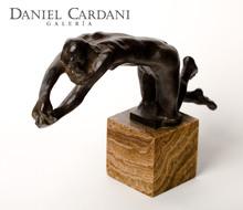 Auguste RODIN - Sculpture-Volume - Vieillard suppliant, version à genoux
