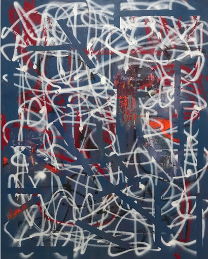 Tommaso FATTOVICH - 绘画 - Anarchy in the UK