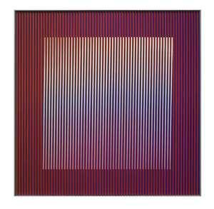 Carlos CRUZ-DIEZ - Print-Multiple - Phisichromie  1151