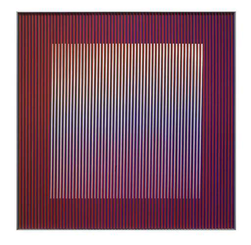 Carlos CRUZ-DIEZ - Druckgrafik-Multiple - Phisichromie  1151