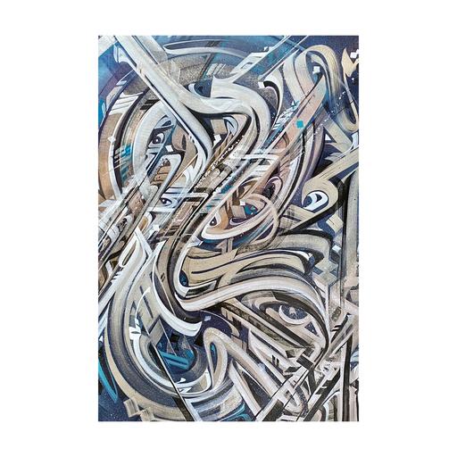 ZEPHA - Peinture - Waving III