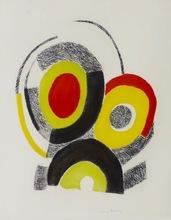 Sonia DELAUNAY-TERK (1885-1979) - Les Illuminations
