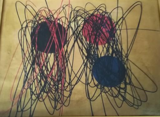 Roberto Gaetano CRIPPA - Pittura - Spirale