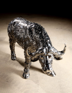 Kim IN TAE - Sculpture-Volume - Bull