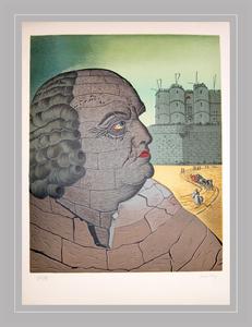 MAN RAY - Print-Multiple - Marques de Sade