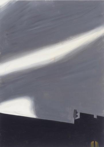Alex KATZ - Grabado - Nightscape