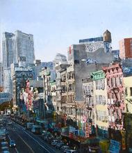 Ronald DUPONT - Pintura - Untitled N°993
