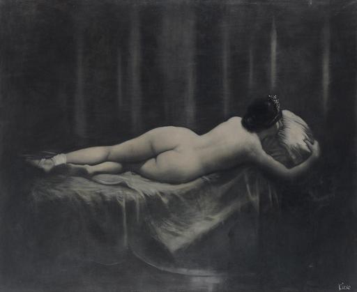 Franceska KIRKE - Gemälde - APHRODITE WITH DISJOINED ANKLE
