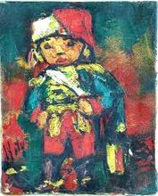 Henry Maurice D'ANTY - Pintura - Boy Soldier