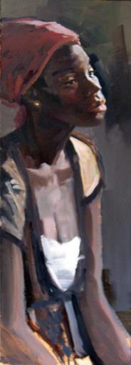 Christoff DEBUSSCHERE - Pintura - Monique